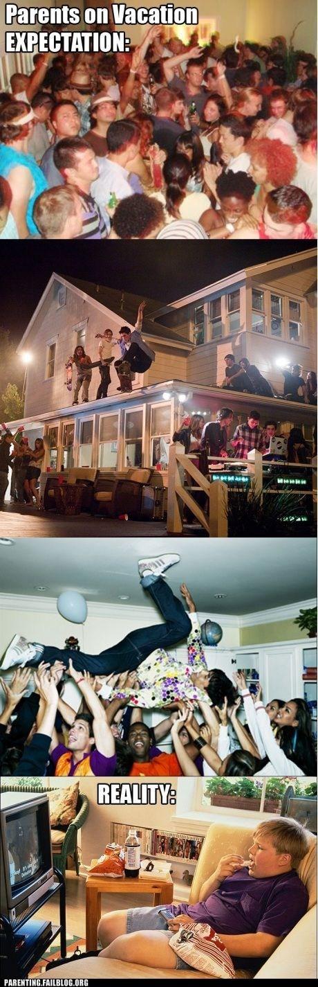 expectation vs reality lazy Party - 6122000896