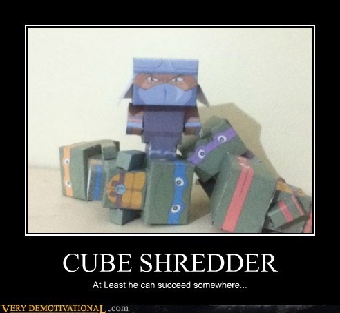paper shredder cube funny - 6122903552