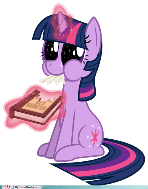 art book cute magic science twilight sparkle - 6123605248