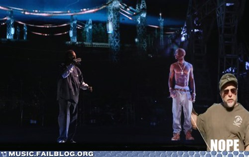 Chuck Testa hologram tupac - 6123947520