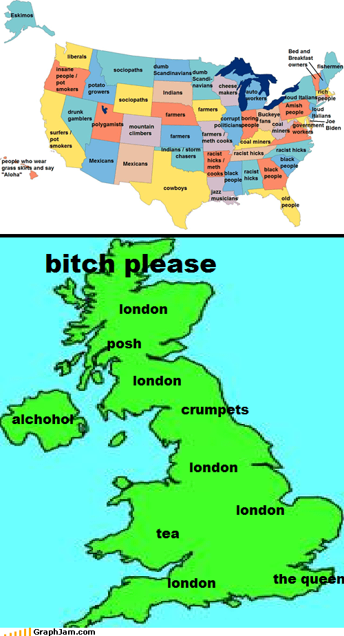 alcohol,england,Ireland,Maps,posh,tea,the queen
