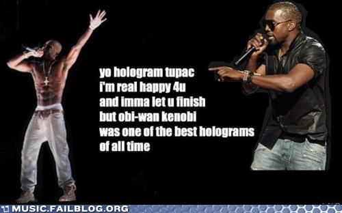 hologram obi wan tupac - 6124033536