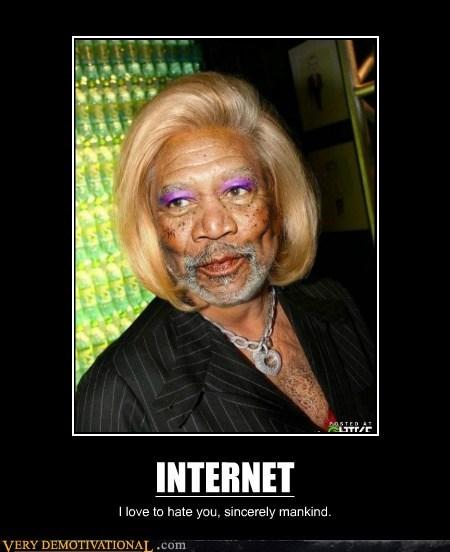 internet morgan freewoman photoshop Terrifying wtf - 6124242432
