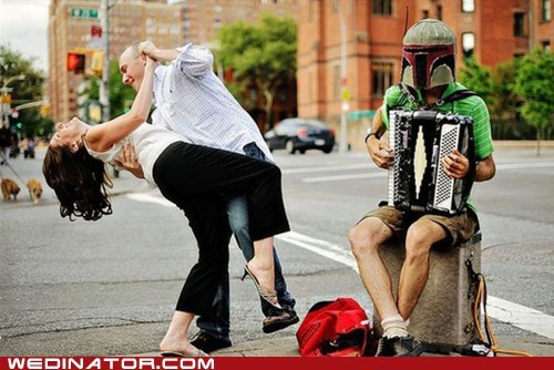 boba fett,engagement photos,funny wedding photos,star wars