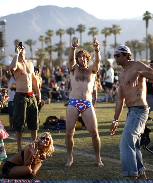 coachella douchebag merica swimsuit underwear