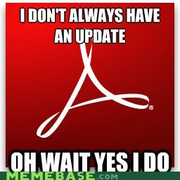 adobe,the most interesting man in the world,update,yes