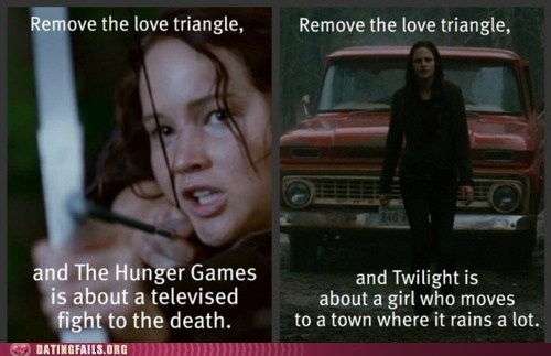 bella Hall of Fame hunger games katniss love triange twilight - 6124814336