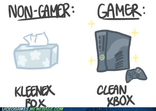 clean xbox gamers homophones kleenex meme what-did-you-just-say - 6125038336