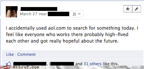 america online,AOL,browser,CD,false hope,internet