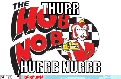 derp drive thru fast food hobnob - 6125295104