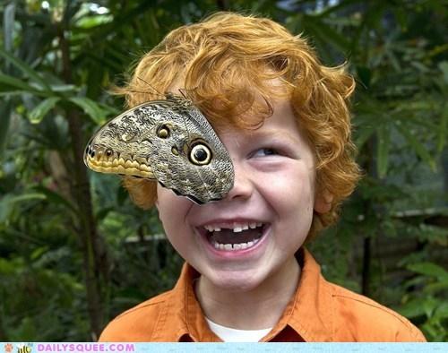 butterfly creepicute eye face kid weird - 6125296896
