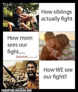 300,fighting,poster,siblings