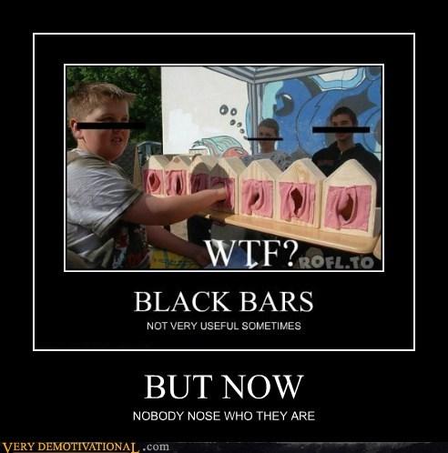 black bar hilarious knows nose wtf - 6125503488