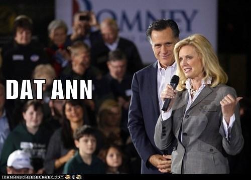 Ann Romney,Mitt Romney,political pictures,Republicans