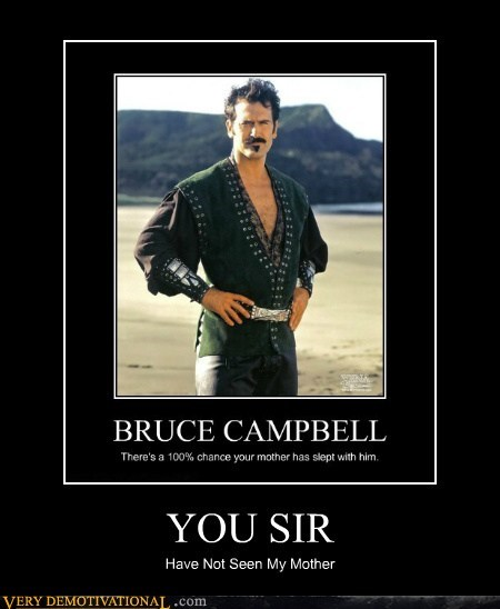 bruce campbell,hilarious,mother,wtf