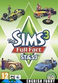 computer game,full fart,the sims 3