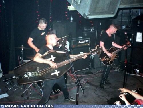 coffin Death guitar metal - 6127618304