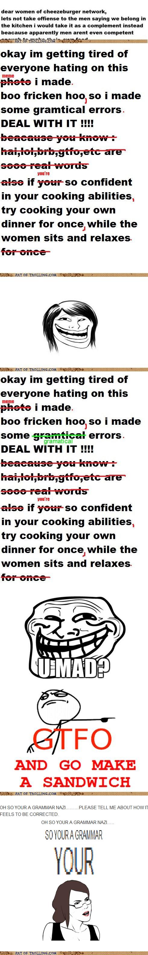 grammar women wtf - 6128079616