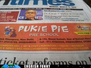 preschool pukie pie - 6128082432