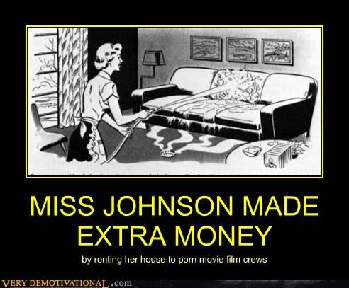 extra money,hilarious,johnson,wtf