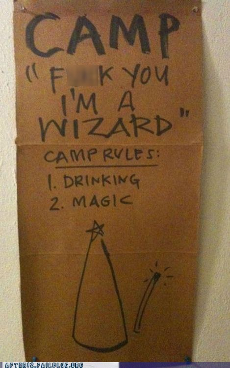 camp im-a-wizard magic - 6128226560