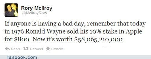 apple bad day billionaire money tweet twitter - 6128307456