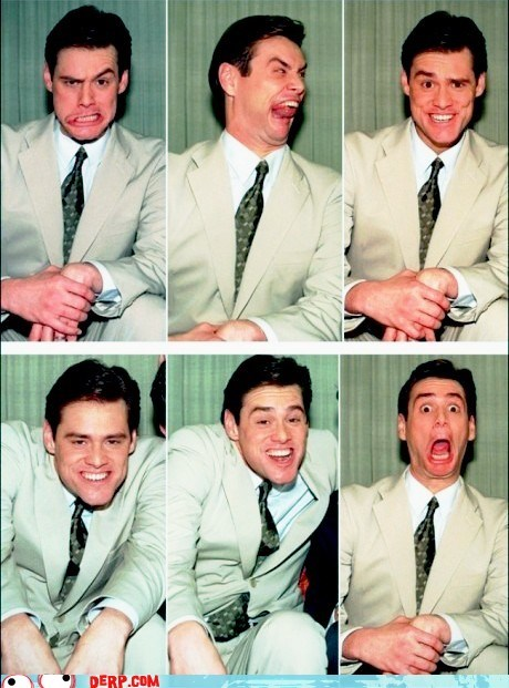 best of week celeb derp jim carrey king