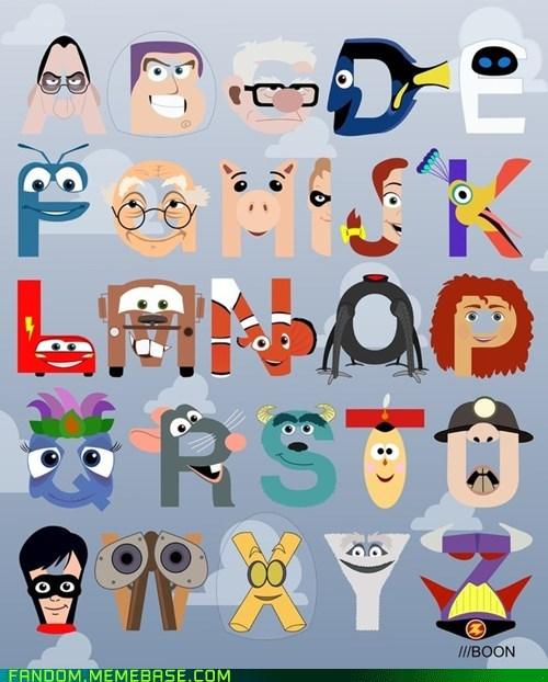 ABC animation Memes pixar - 6128482560