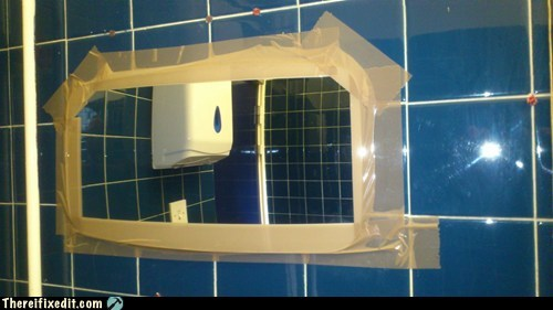 mens bathroom mirror - 6128551424