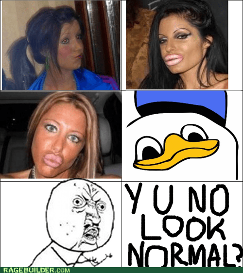 dolan duckface Rage Comics Y U No Guy - 6128913152