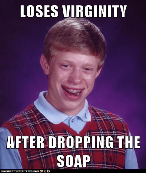 Memes,prison,soap,virginity