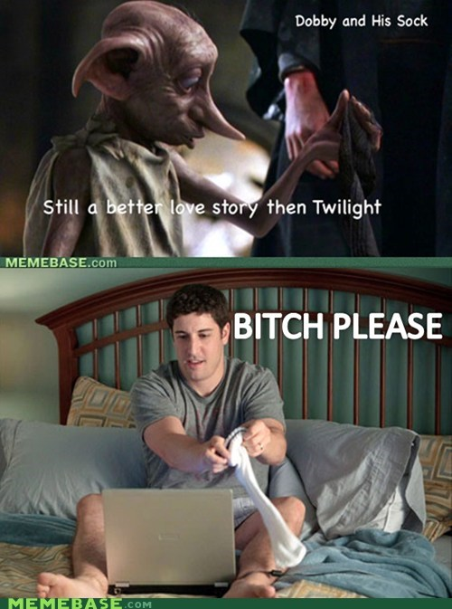 american pie,Harry Potter,Memes,socks,than twilight