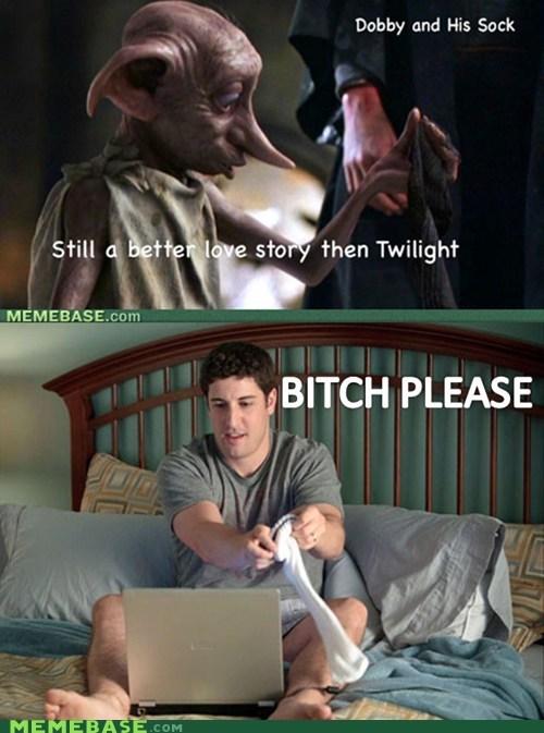 american pie Harry Potter Memes socks than twilight - 6129958400