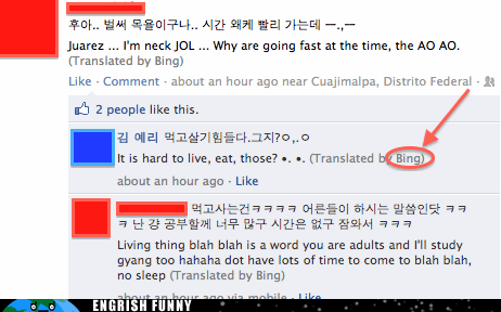 bing,translation