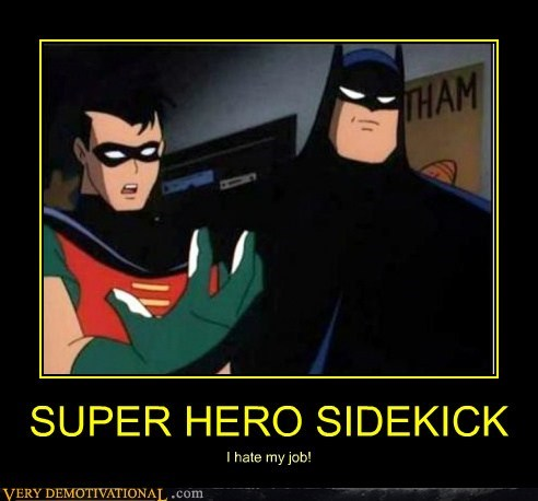 batman hilarious robin sidekick - 6131854592
