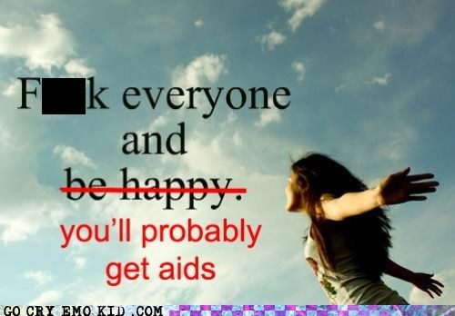 aids,happy,hipster photography,hipsterlulz