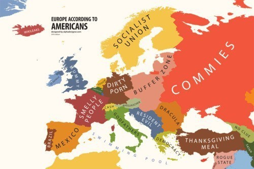 map of the day