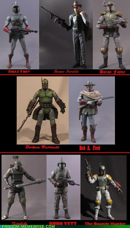 boba fett It Came From the Interwebz scifi star wars - 6132715008