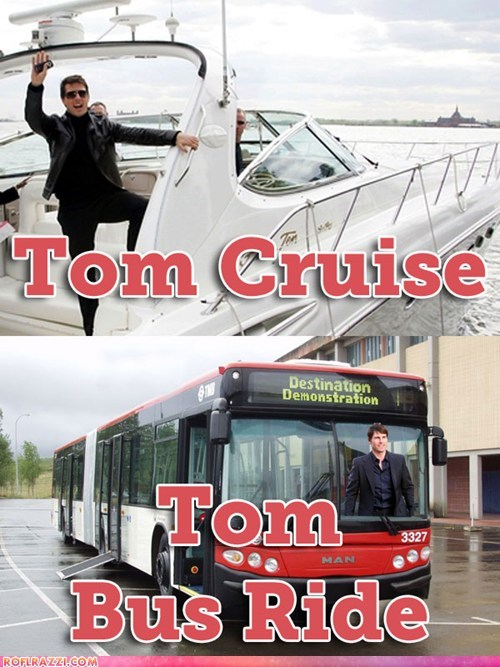 actor celeb funny Tom Cruise - 6132735488