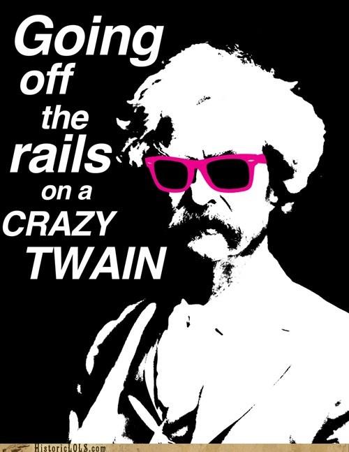 art funny mark twain - 6132781824