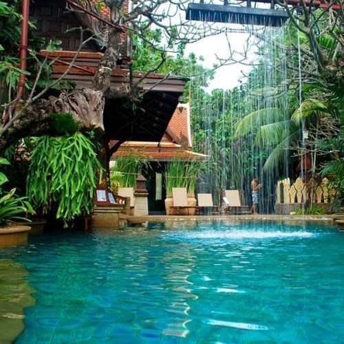 pool,resort,thailand,Tropical