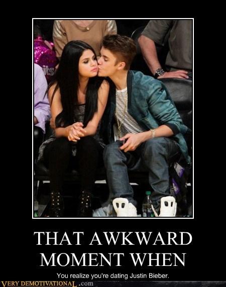 hilarious justin bieber Selena Gomez wtf - 6132820992