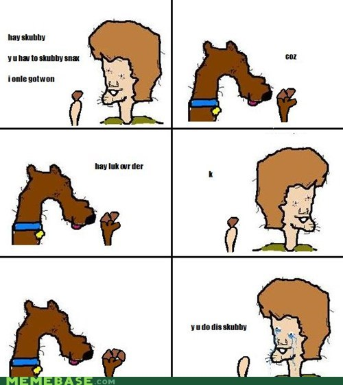 dolan Rage Comics scooby snacks scooby doo shaggy - 6133397760