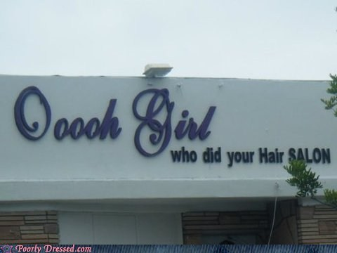 g rated,hair,hair salon,poorly dressed,salon