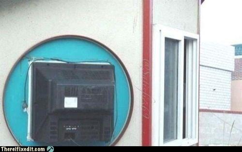 flat screen ghetto HDTV LCD TV plasma tv - 6133583360