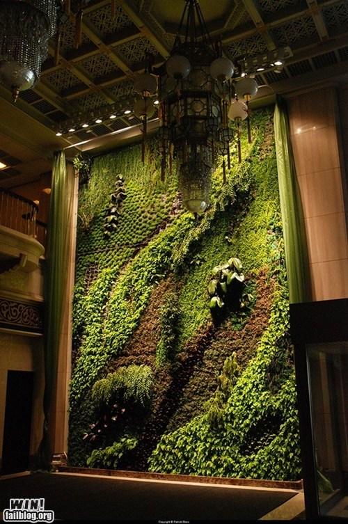 decoration design garden wall - 6133871104