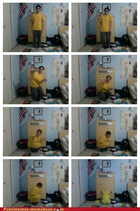 ditto IRL pikachu transform - 6134078720