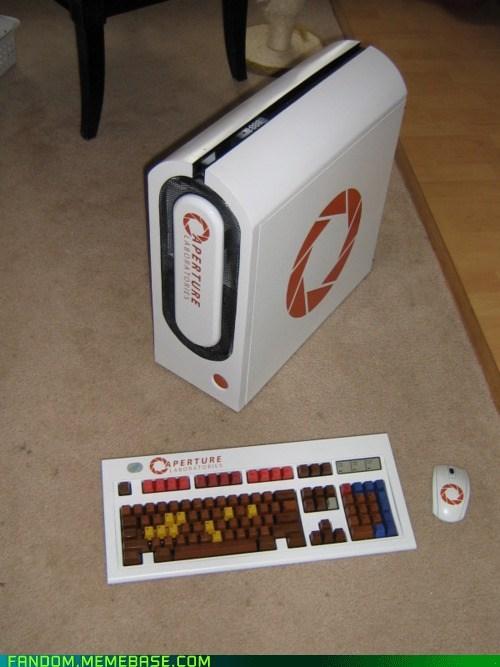 aperture science Fan Art PC Portal video games - 6134088192