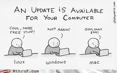 auto-update linux mac update windows