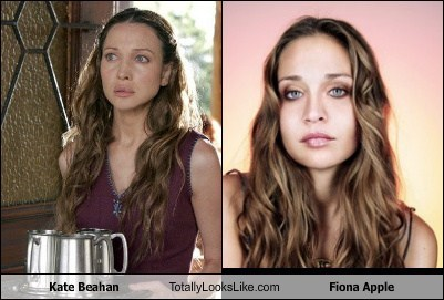 fiona apple,funny,kate beahan,TLL